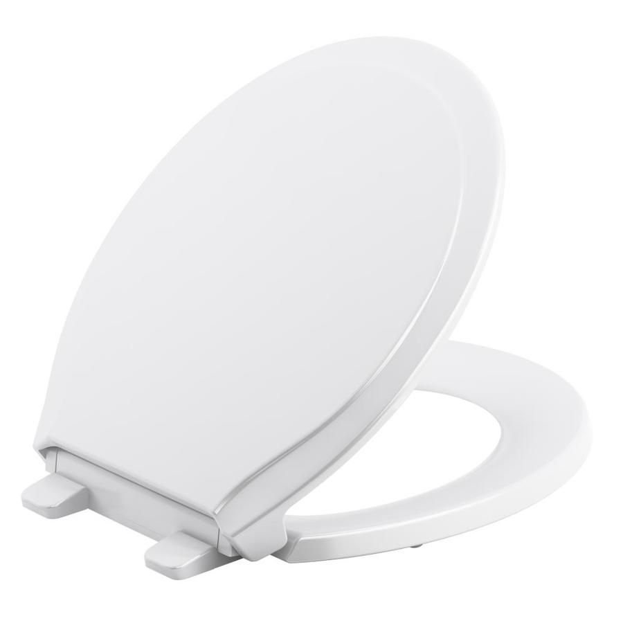 Terrific Kohler Rutledge Plastic Round Slow Close Toilet Seat Gmtry Best Dining Table And Chair Ideas Images Gmtryco