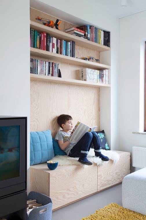 Wohnen von einrichtungsprofis lernen v relse kids for Innenraum planen