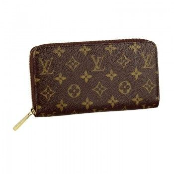 Louis Vuitton M60017 Zippy Wallet Louis Vuitton Herren