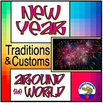 Happy New Year! This New Year Around the World presentation is all