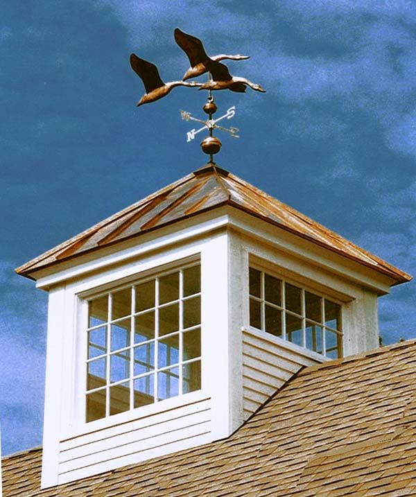 Cupola cupolas pinterest barn house and attic for Roof cupola plans