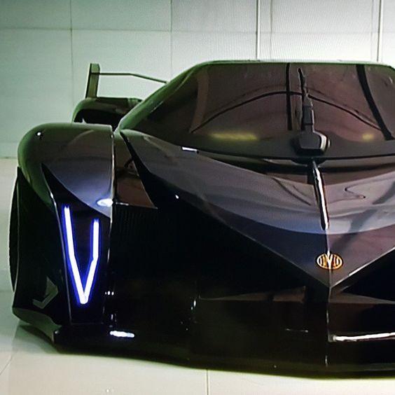 U0027u0027Devel Sixteenu0027u0027 2017 Best New Concept Car Of The Future