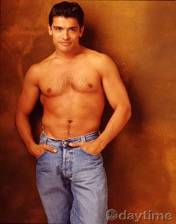 Mark consuelos stripper photos
