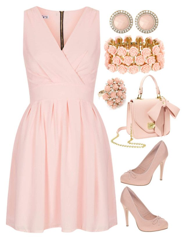 shoes to match peach dress