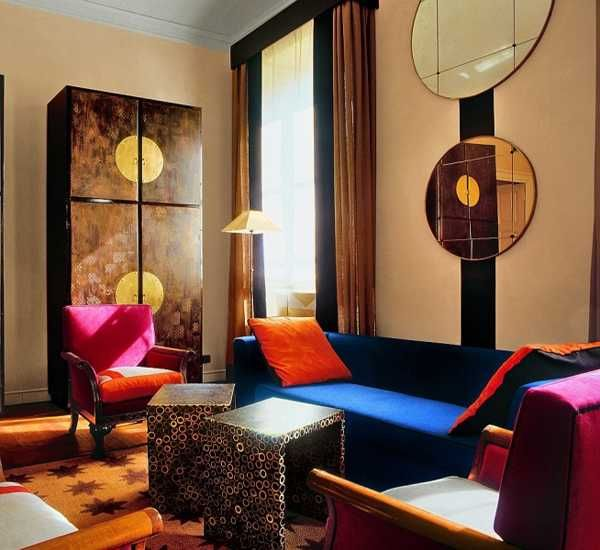 Brave Avant Garde Style In Modern Interior Design And Decorating