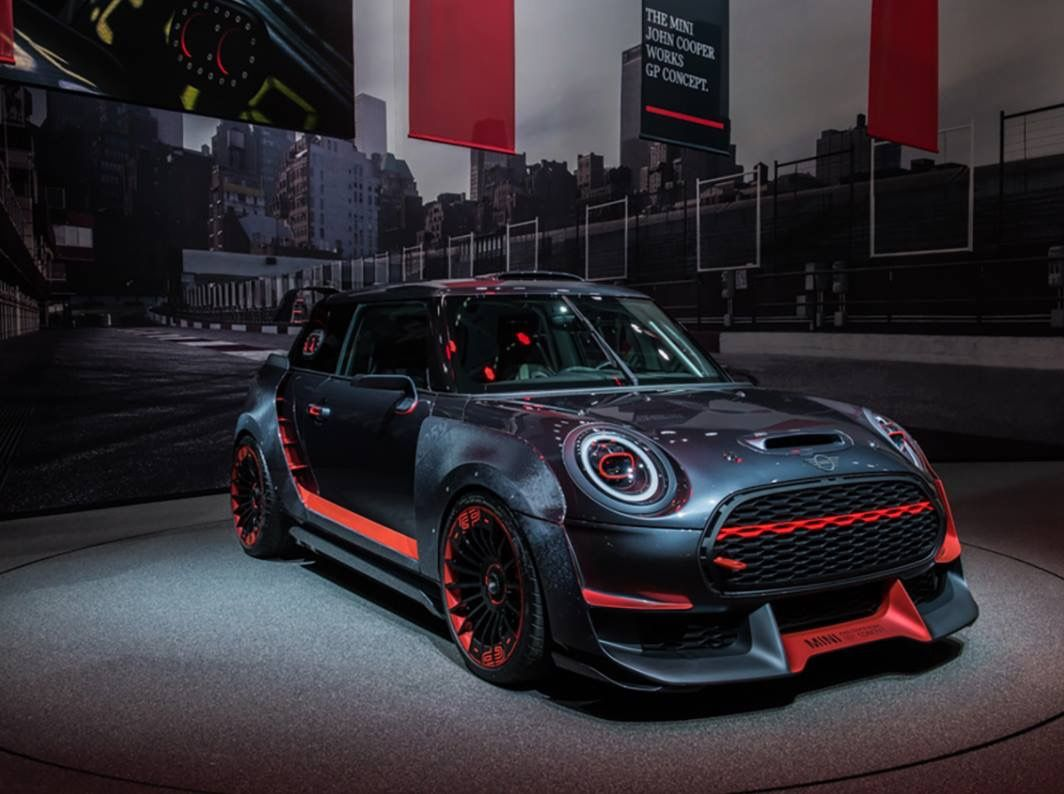 Pin By Hank On It S Not Cute It S Mean Small Cars Black Car Mini Cooper
