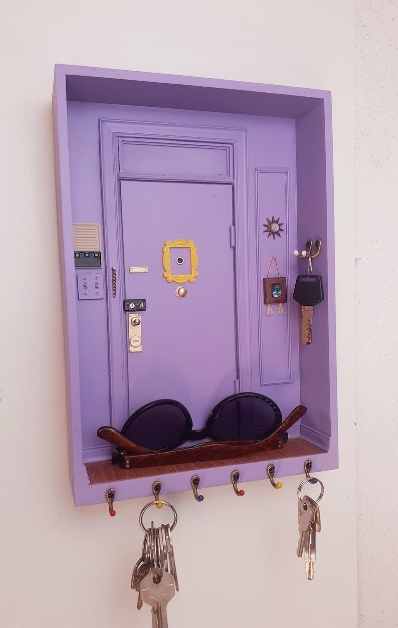 Wall Key Holder Similar A Tv Show Home Diy Decor Home Deco