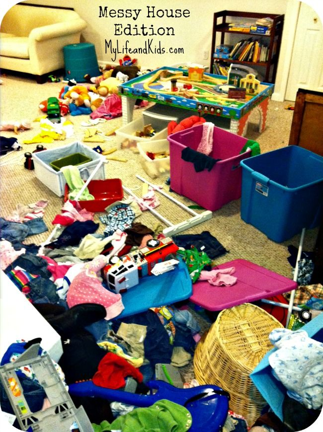 Messy Kids Room Before And After think your kids are messy? you're not alone! see pictures of big