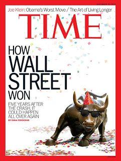 Bull Market Ending Magazine Cover Time Magazine Wall Street