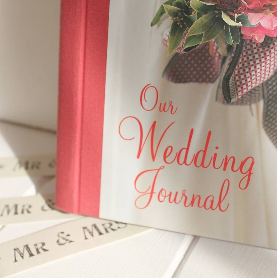 Our Wedding Journal A Gorgeous Sentimental Planner I Used These Books Religiously Through The Birth