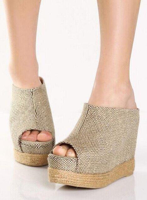 a6d2865c61f Wedges Summer Heels