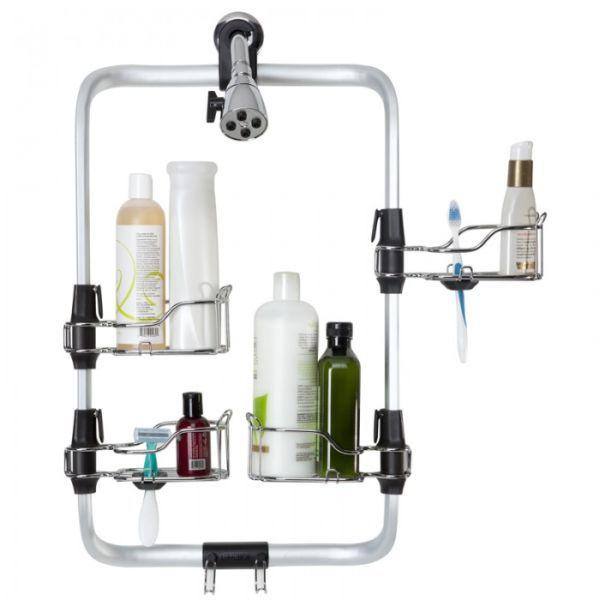 Attractive 6 Untraditional Shower Caddies, Playful Designs For Unique Decors Photo