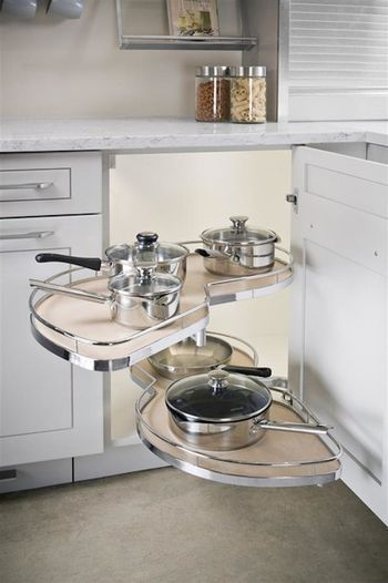 How To Make The Most Of Your Blind Corner Cabinet Kitchen