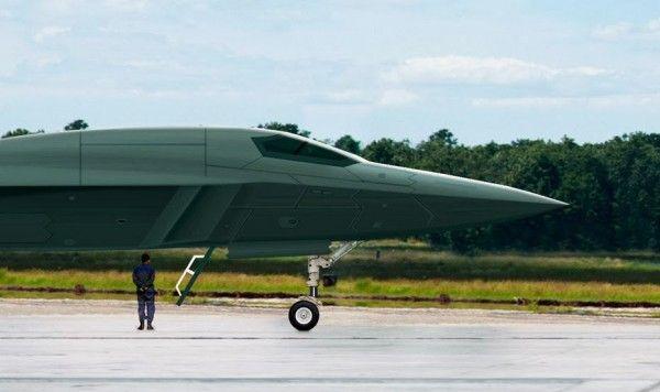 China apresenta imagens do futuro H-18