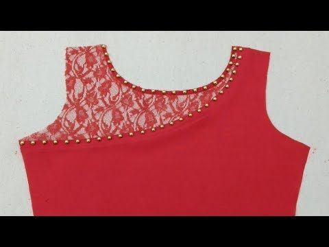 c323ee4a6896be Latest Boat Neck design Cutting in Professional Style - YouTube