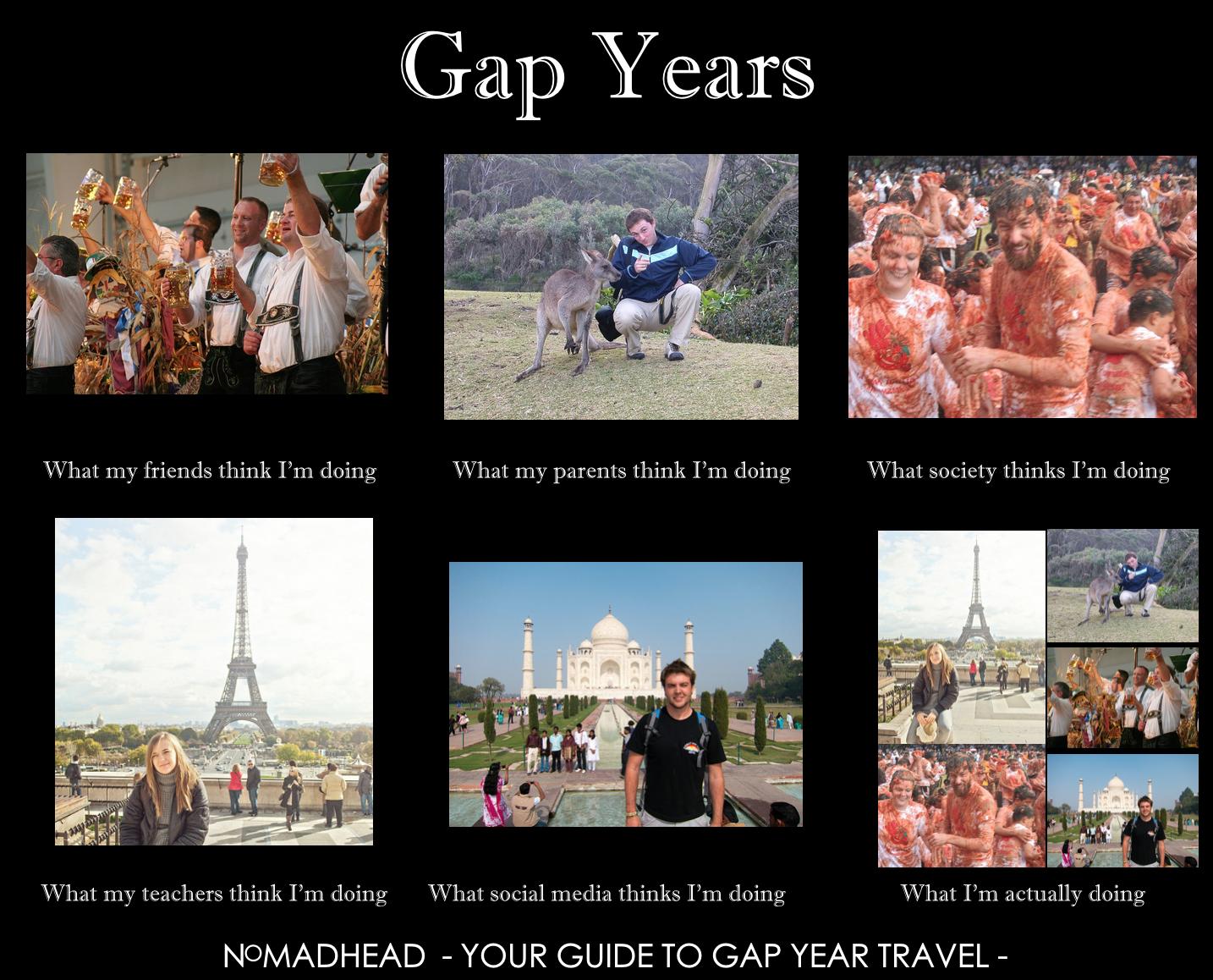 d2ec19c97d47202edcd625b54c3382c8 yiew! where will you go on your gap year? travel memes