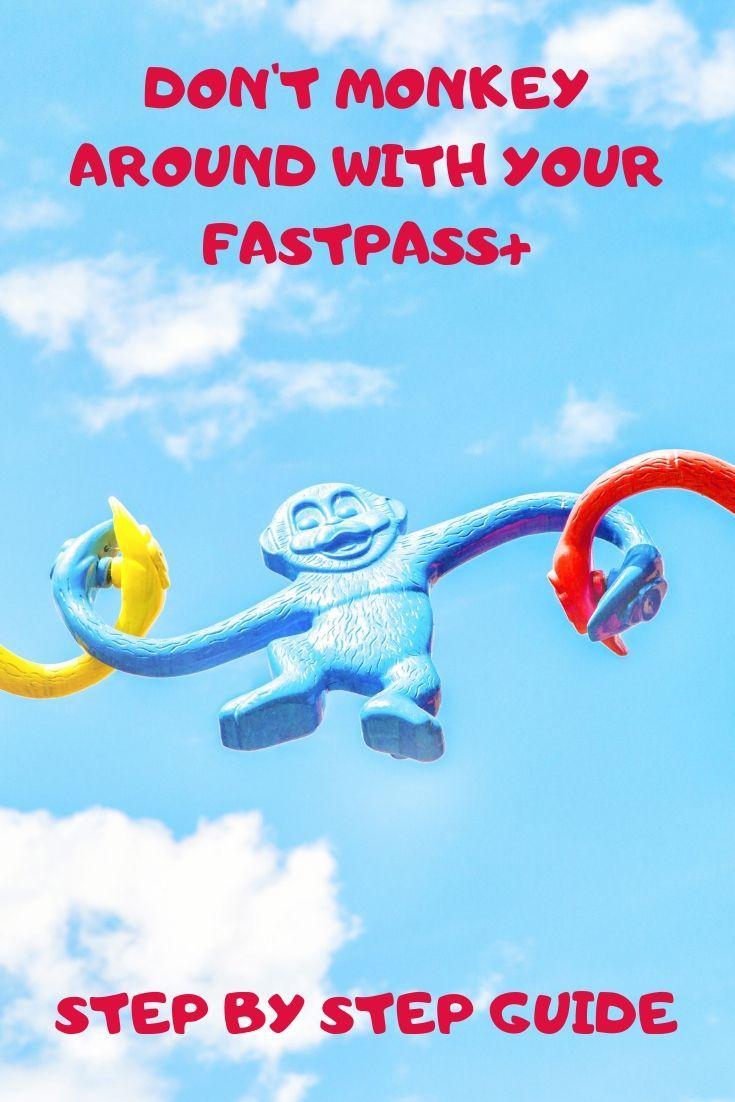 How to Book FastPass+ at Walt Disney World Disney
