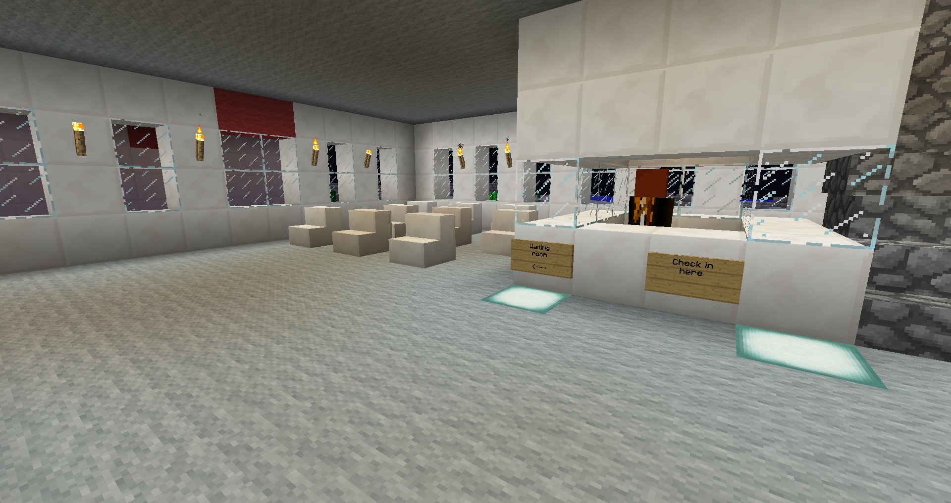 lizc864 mcph co lizc864 minecraft hospital waiting room please try