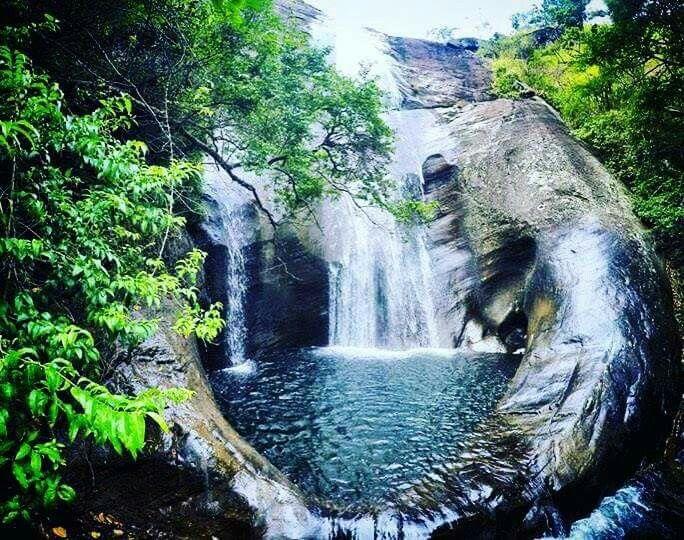 A natural pool like this 😍 #wonderofasia #srilanka #exotic #natural