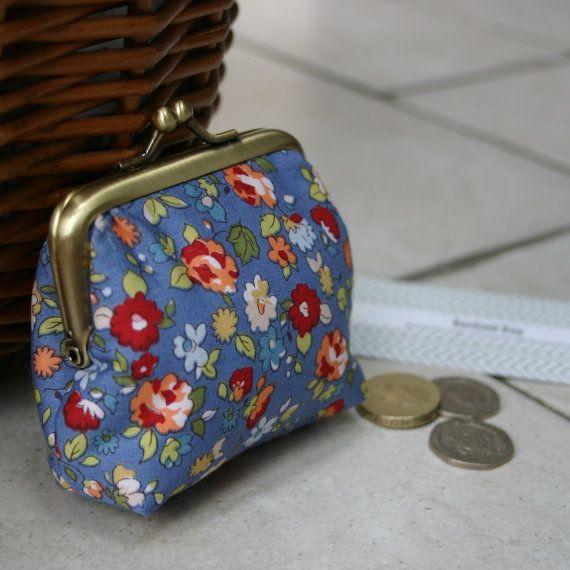 handmade coin purse tutorial