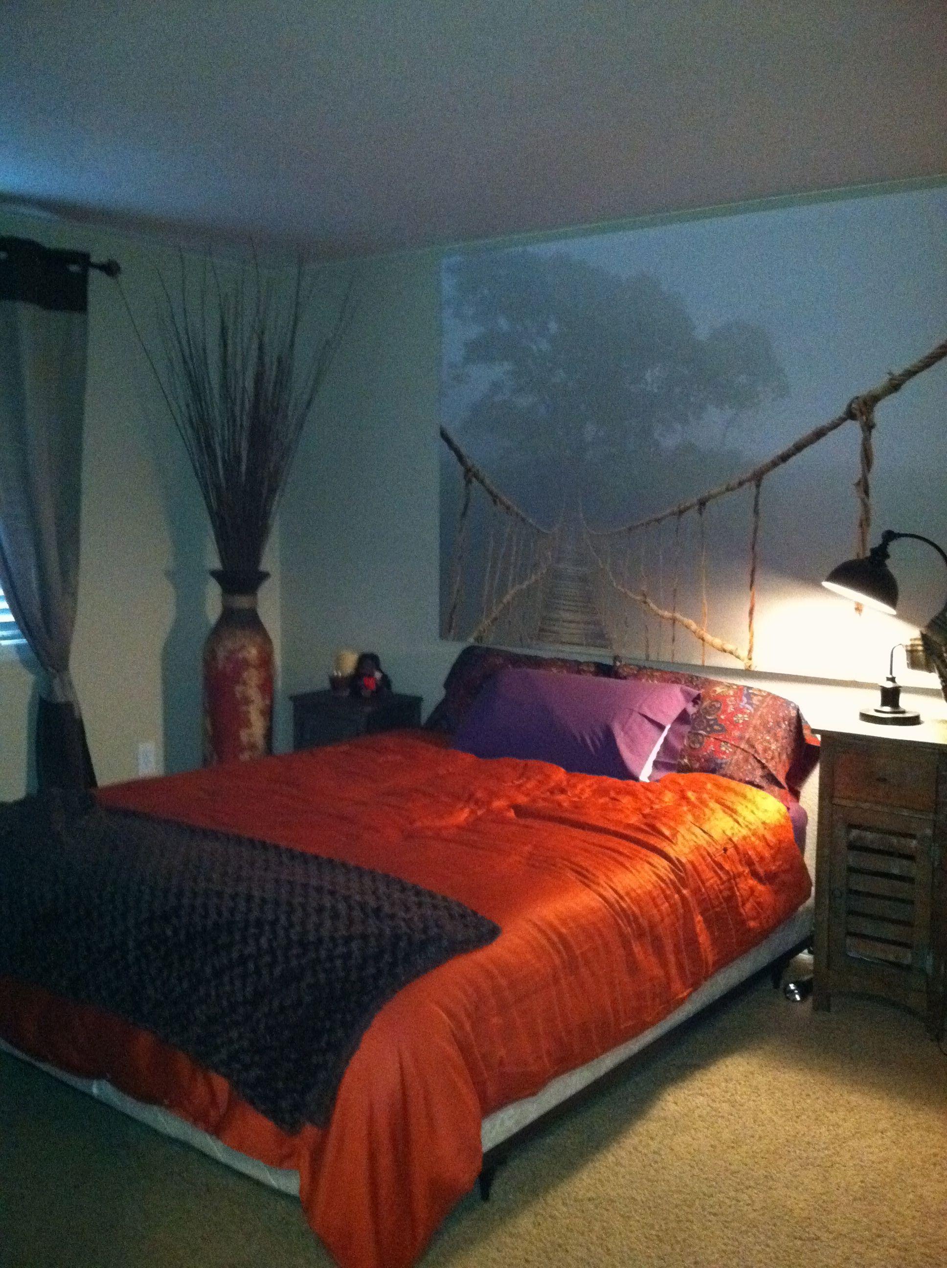 Bedroom 2157 Portland, Oregon #ericaseigred,#eyedesign ...