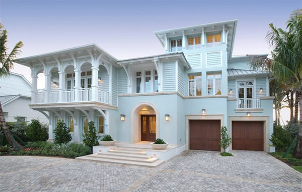 20 Cozy Beach Style House Exteriors To Inspire You House Paint