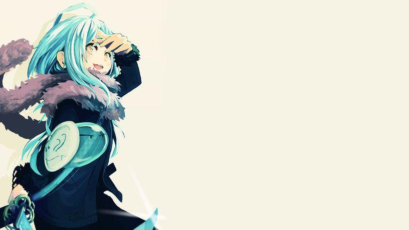 Rimuru Anime Slime Tempest
