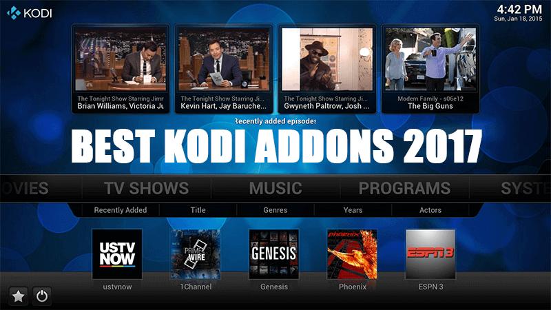 Top 20 Best Working Kodi Addons 2020 Best Video Addons