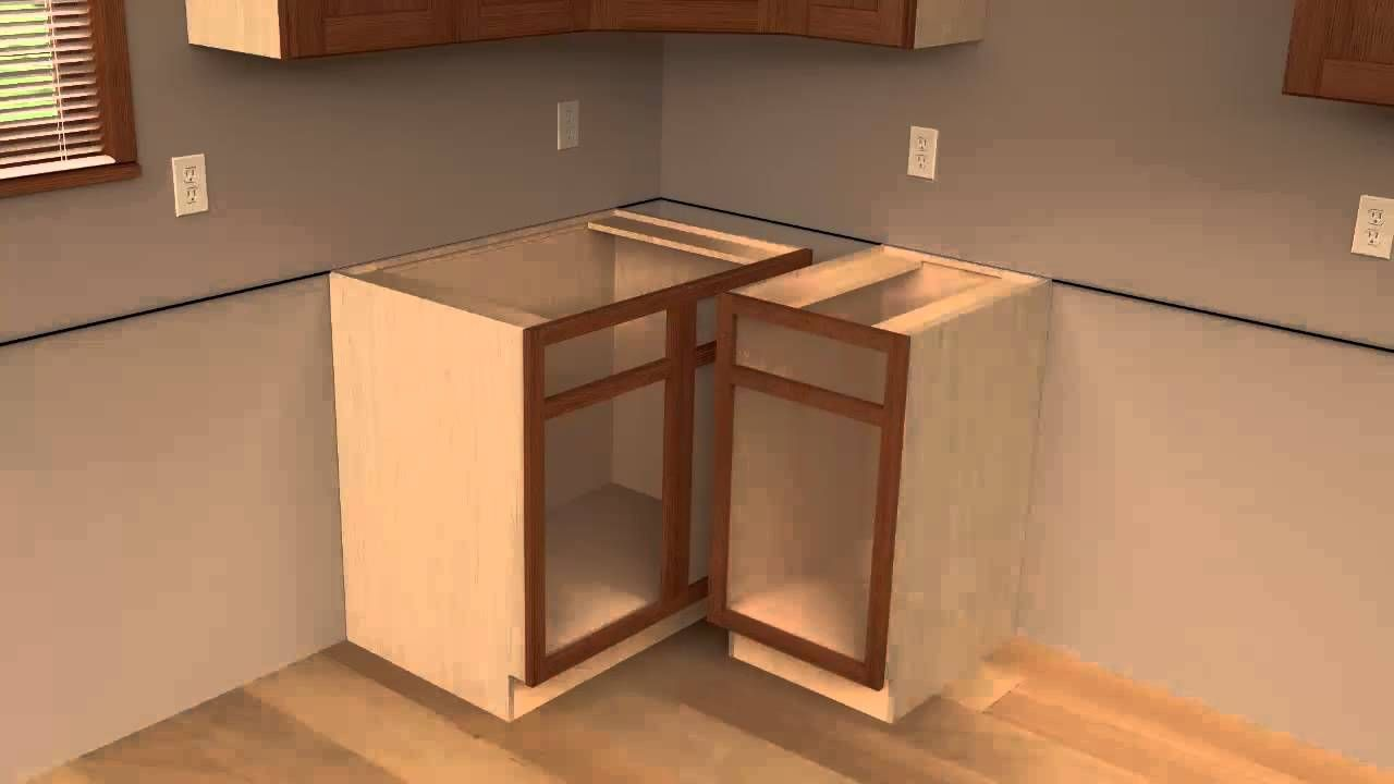 Chapter 3 How To Install Base Cabinets Installing Cabinets