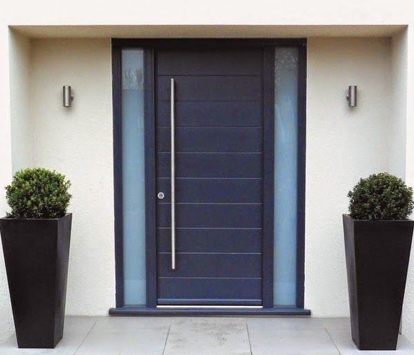 gambar pintu rumah minimalis Projects to Try Pinterest Doors - etancheite porte d entree