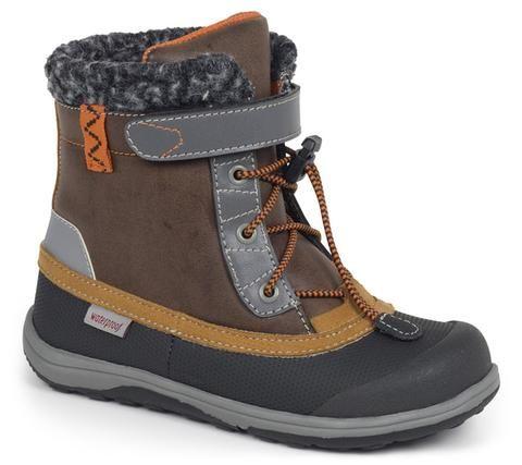 See Kai Run Kids Jack WP Hiking Boot
