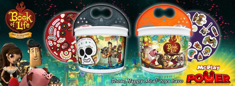 Mcdonalds Happy Meal Toy Halloween 2020 Pin by Sammi Davenport on McDonald's in 2020 | Happy meal toys