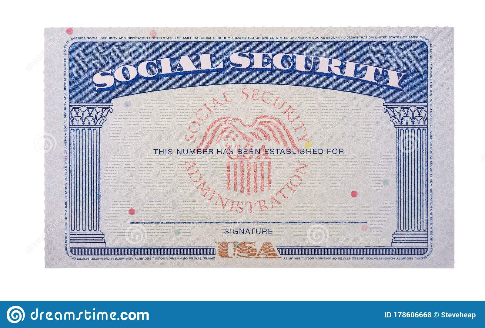How To Get Social Security Card Without Birth Certificate Or Id