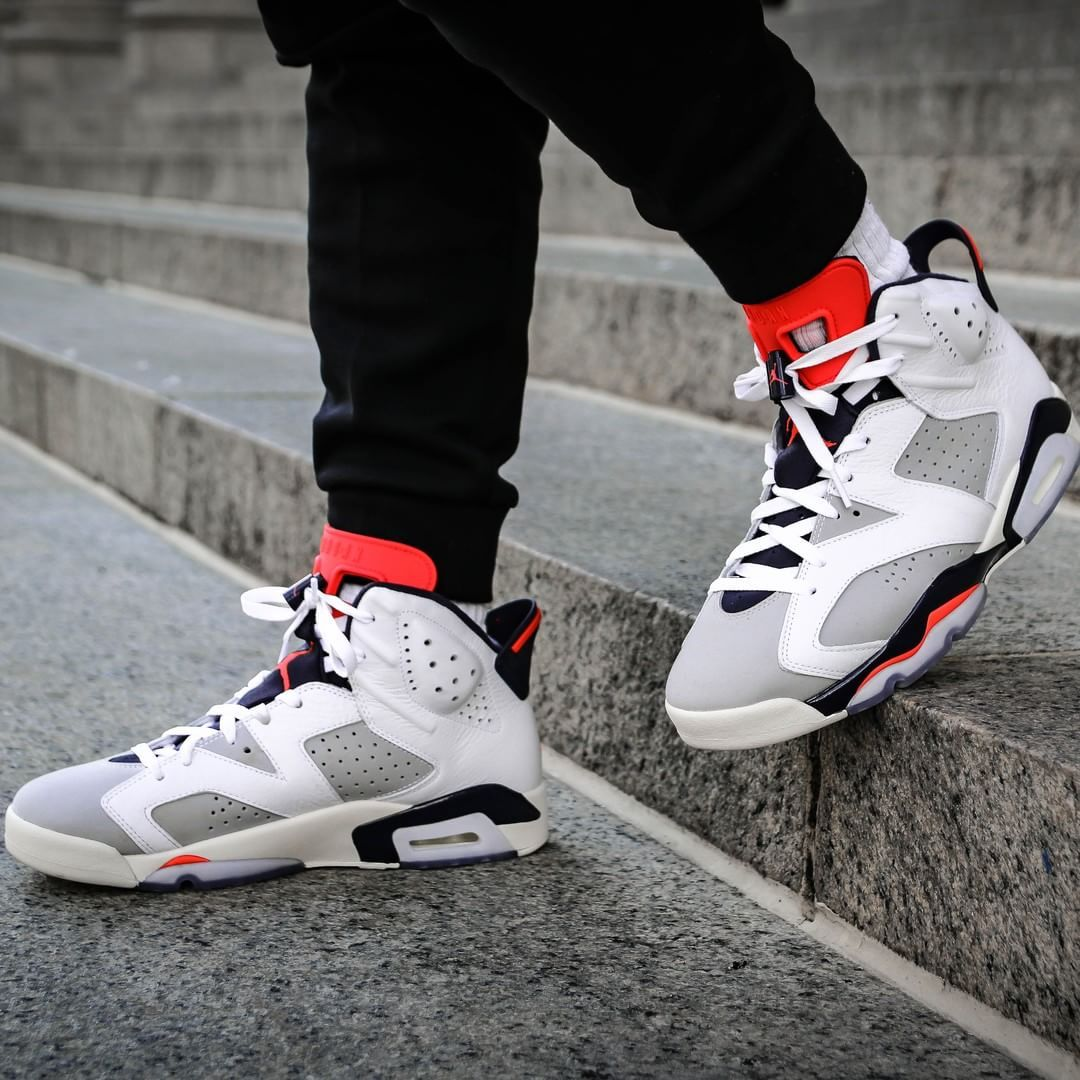 online store 57a64 53af5 Air Jordan Retro 6 Tinker  Air Trainer SC II