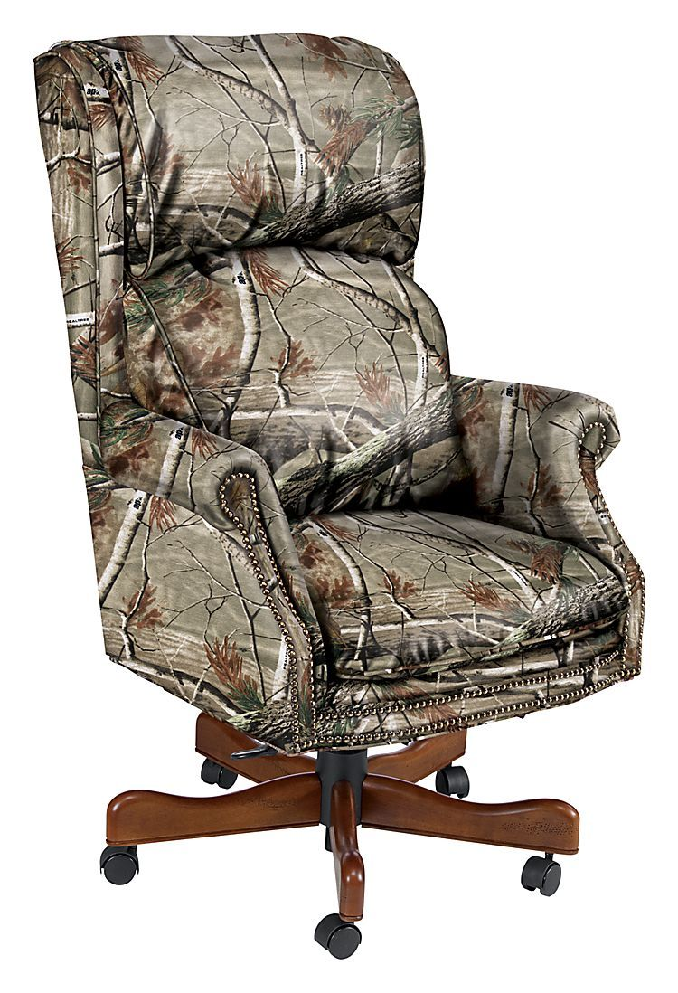 Best Home Furnishings The Ceo Camo Office Chair B Pro S