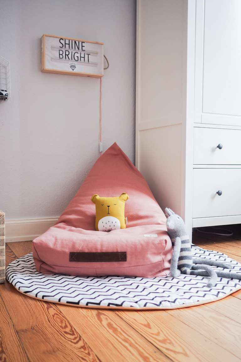 Unser Zuhause: Die neue Leseecke im Kinderzimmer | Nachhaltige ...