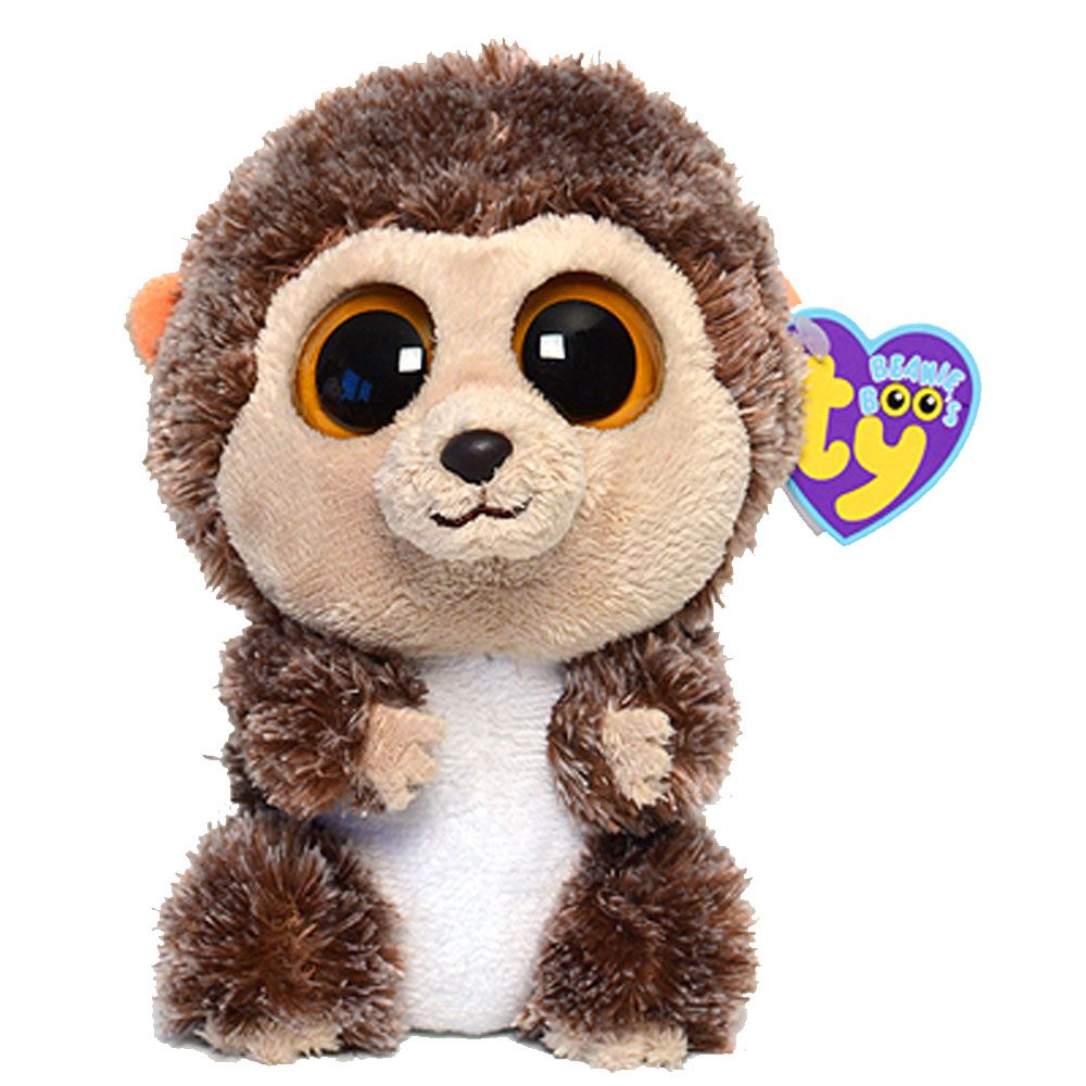 Ty Beanie Boo 6 Plush Hedgehog Spike Beanie Boos Ty Beanie Boos Beanie Boo [ 1000 x 1000 Pixel ]