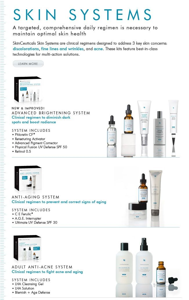 Shop Quality Skincare Products Backed By Science At Skinceuticals Com Professional Skin Care Products Skinceuticals Skincueticals