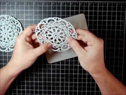 Tutorial on how to get a good result with SU's Lg Paper Doily