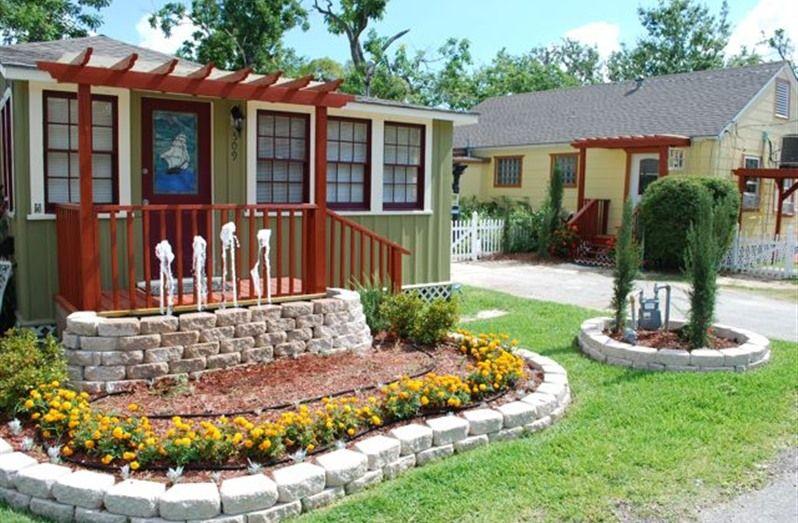 Clipper House Inn In Kemah Texas B B Rental Boardwalk Inn
