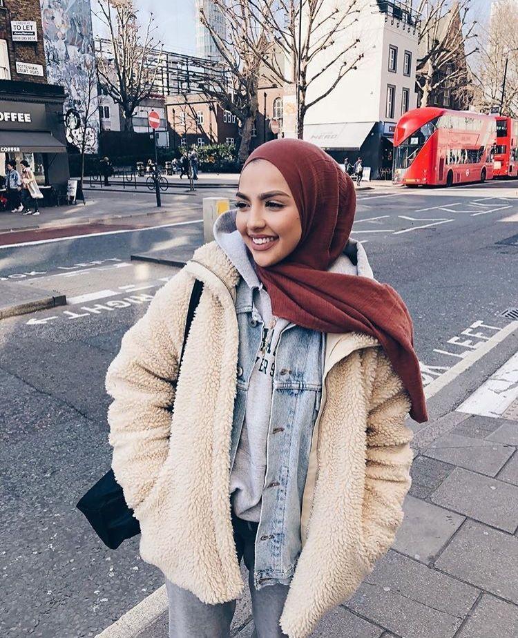Pin by P!nk on Hijabi   Muslim fashion hijab, Hijabi ...