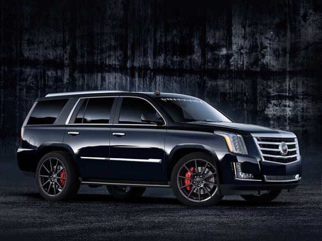2017 Cadillac Escalade New Mommy Mobile