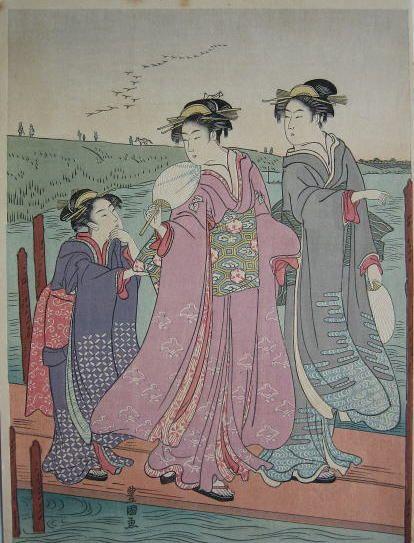 歌川豊国(1769年~1825年) | (...