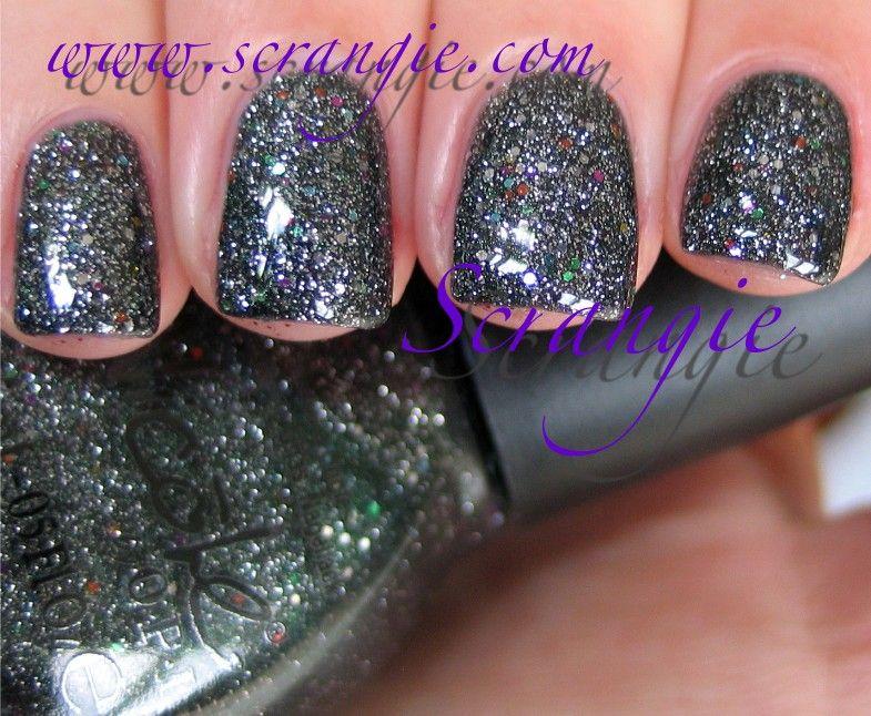 Nicole by O.P.I Kardashian Kolors - Follow Me On Glitter | Nail ...