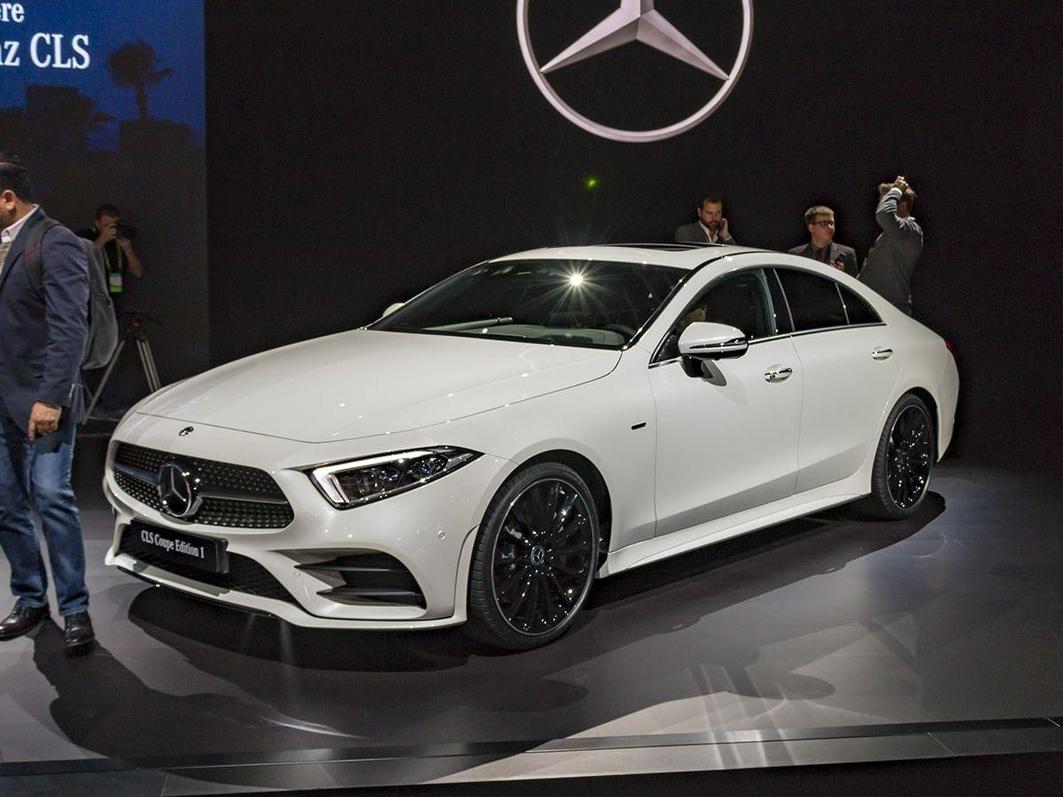 2019 Mercedes Benz Cls400 Picture