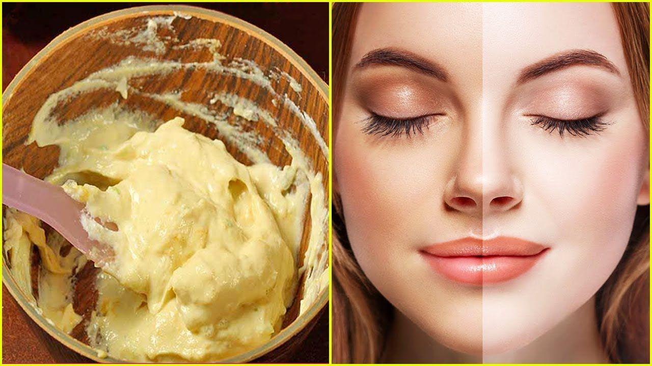 Best homemade anti tan face masks for sun tanned skin
