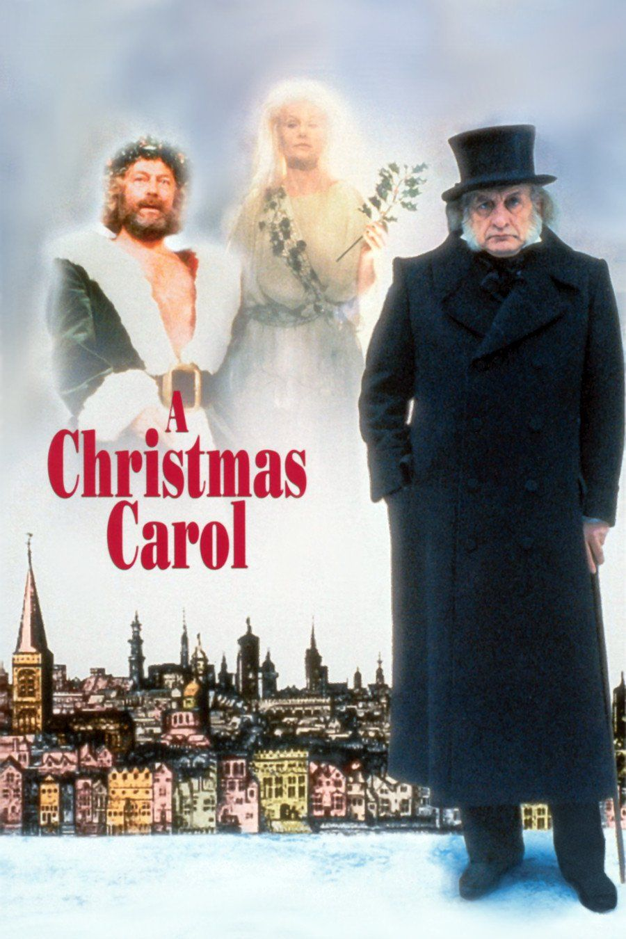This 1984 version of the Dickens' classic `A Christmas Carol,' directed byClive Donner, stars ...