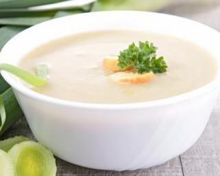 soupe poireaux minceur
