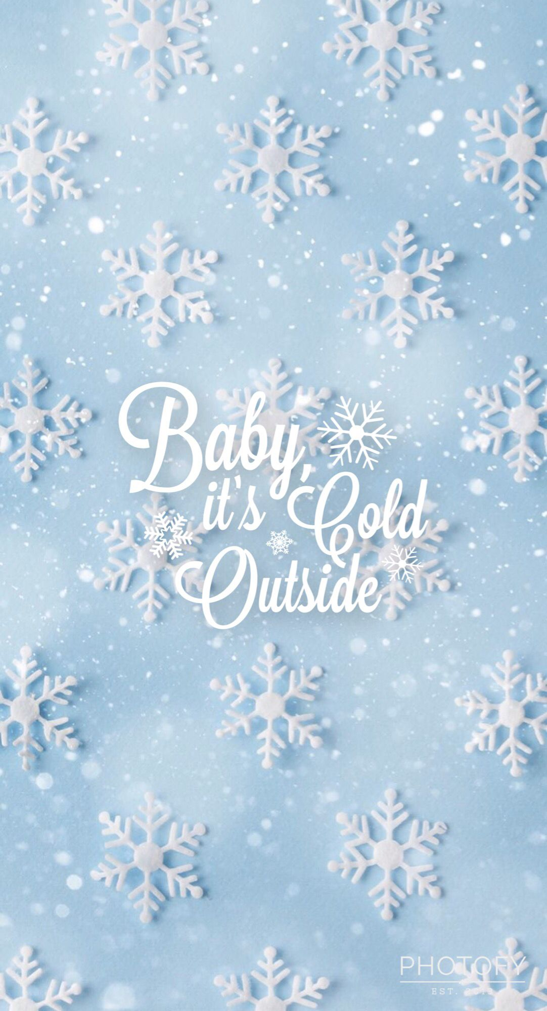 Blue Winter Snow Flake Wallpaper By Artist Unknown Wallpaper Iphone Christmas Iphone Wallpaper Winter Winter Wallpaper