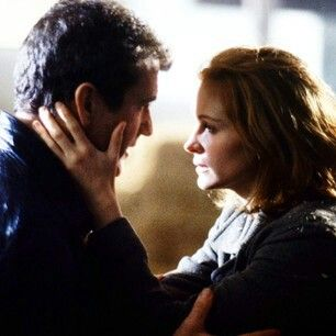 Mel Gibson and Julia Roberts in Conspiracy Theory